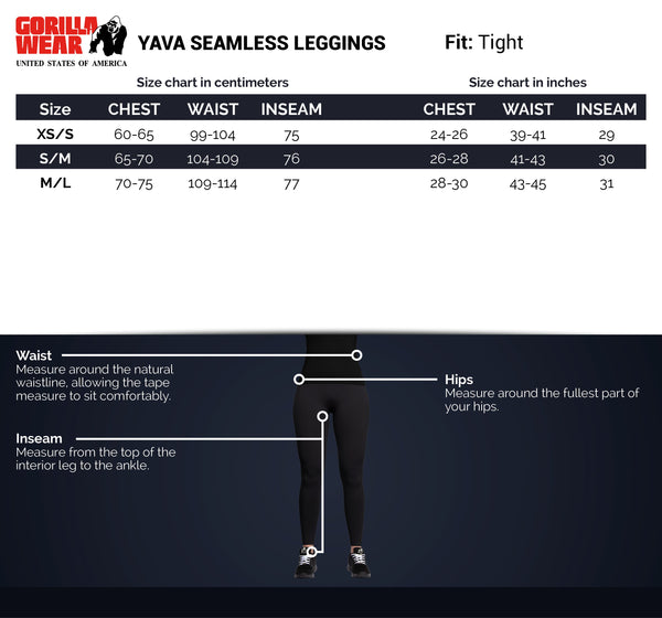 Yava Seamless Leggings - Petrol