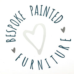Not Too Shabby by Charlotte Bespoke Painted Furniture Logo