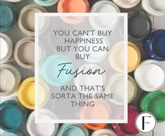 You can't buy happiness,  but you can buy Fusion