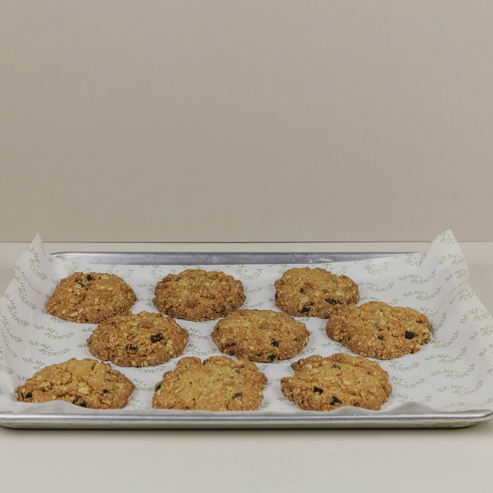 Load image into Gallery viewer, Coconut, Apricot + Einkorn Oaty Cookie Mix