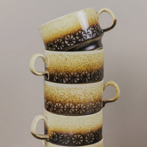 Load image into Gallery viewer, Iden Pottery Stoneware Coffee Set
