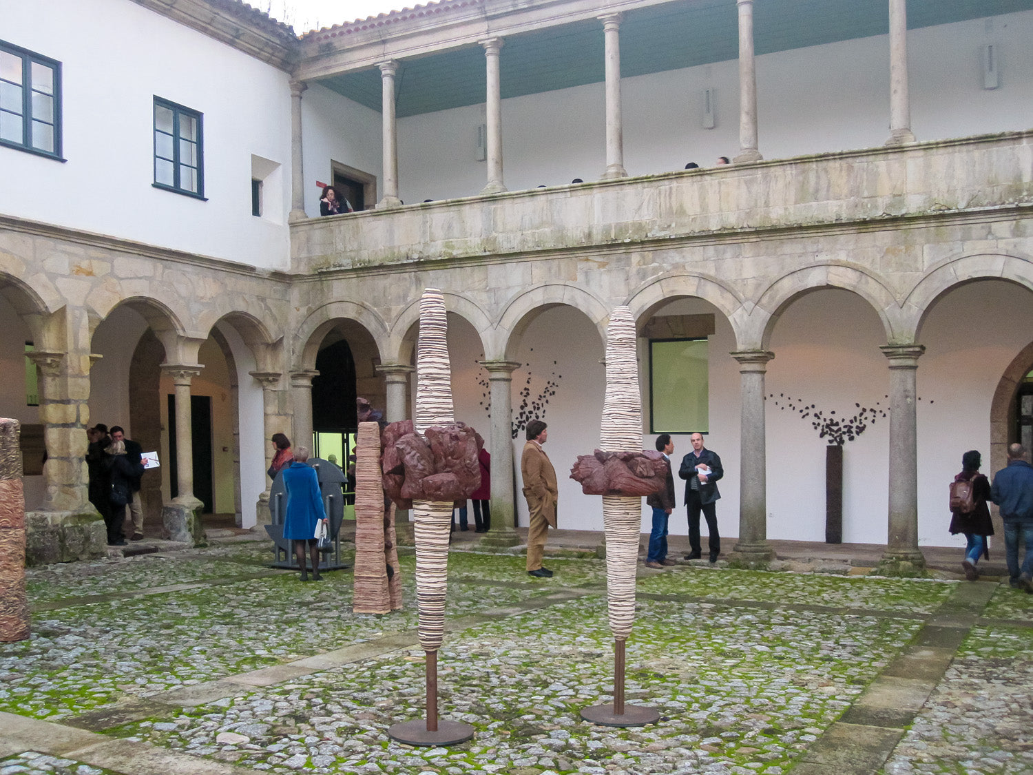 João Carqueijeiro Group Exhibition at Museu Amadeo de Souza-Cardoso