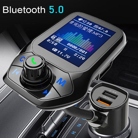Car MP3 Music Player Bluetooth 5.0 receiver FM