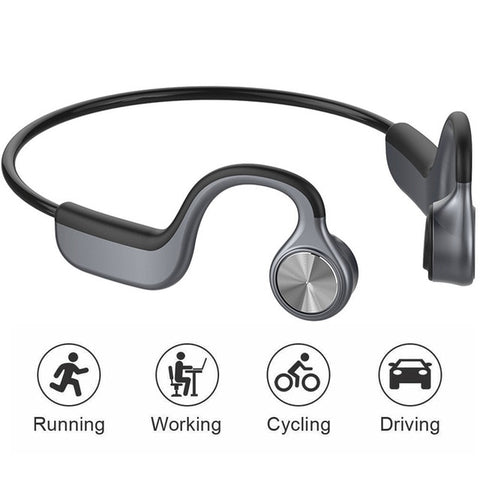 Bone Conduction Headphones Sports Wireless