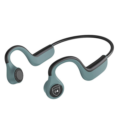 B9 Bone Conduction Earphone Wireless Bluetooth
