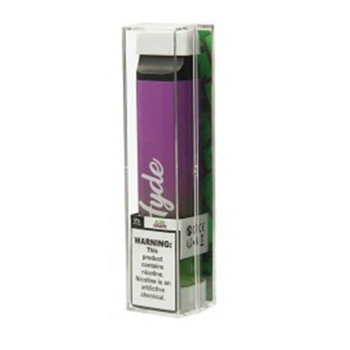 Hyde Edge Disposable Device