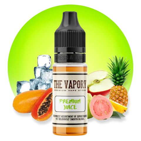 Hawaiian Eskimo Juice (E Liquid)