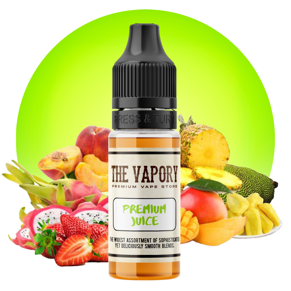 Zombified Juice (E Liquid)