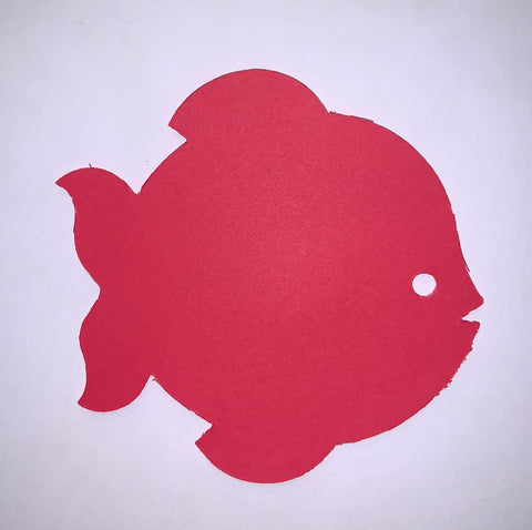 Fish: Red