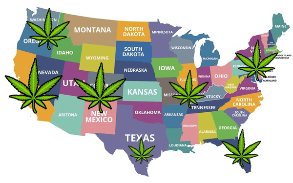 where is weed legal