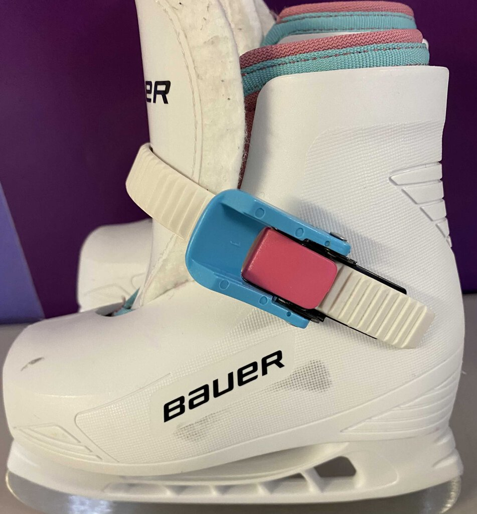 Bauer Lil Champs Skates Size Toddler 6-7