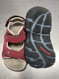 Columbia Sandals, Size 7