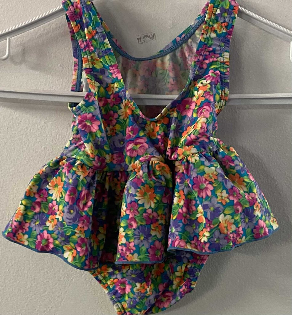 Glass Club Bathing Suit, Size 9m