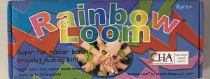 Rainbow Loom Rubber Band Bracelets
