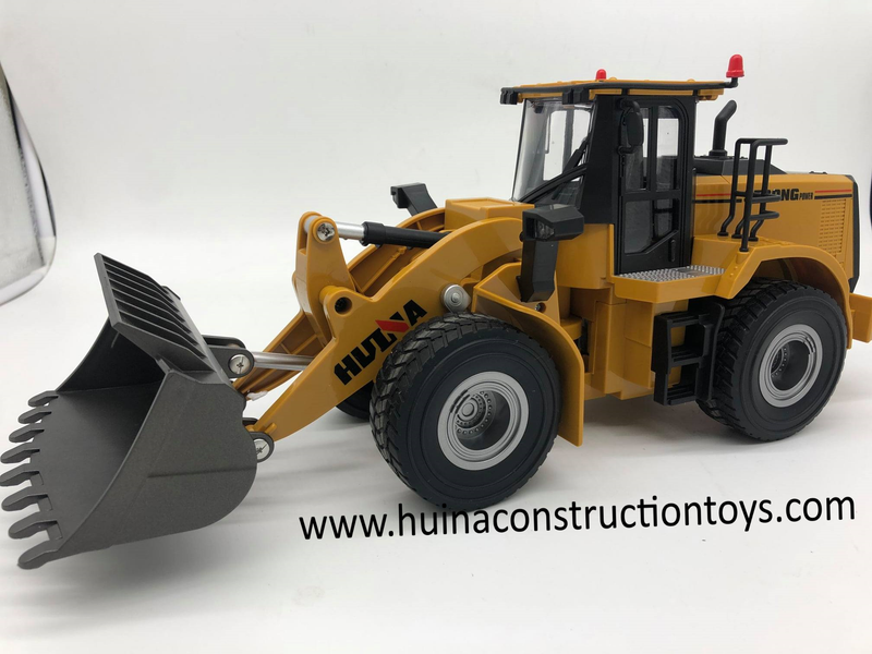 Remote Control Huina 1567 RC Wheel Loader