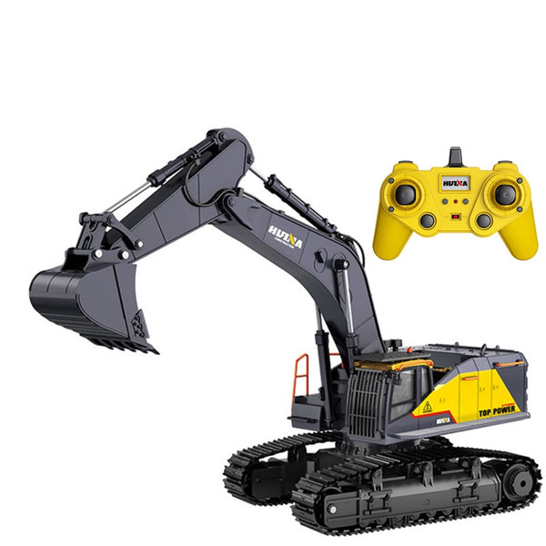 RC Remote Control Huina 1592 Excavator with remote