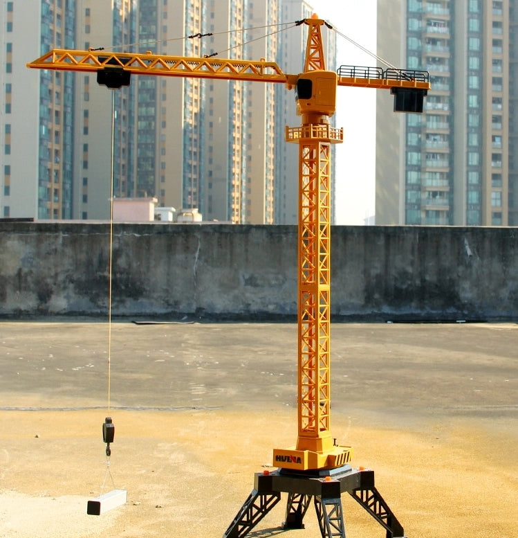Huina 1585 12 channel Remote Control Alloy Tower Crane