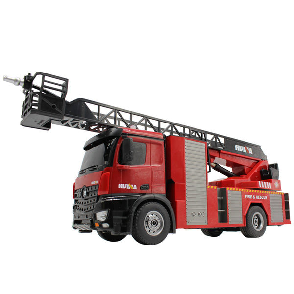 Fireservice toy with ladder Huina and Spray Gun