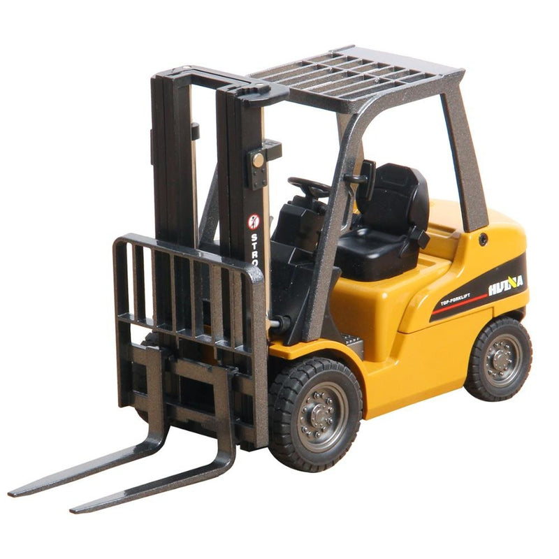 Huina 1717 1:50 Alloy Diecast Forklift 1