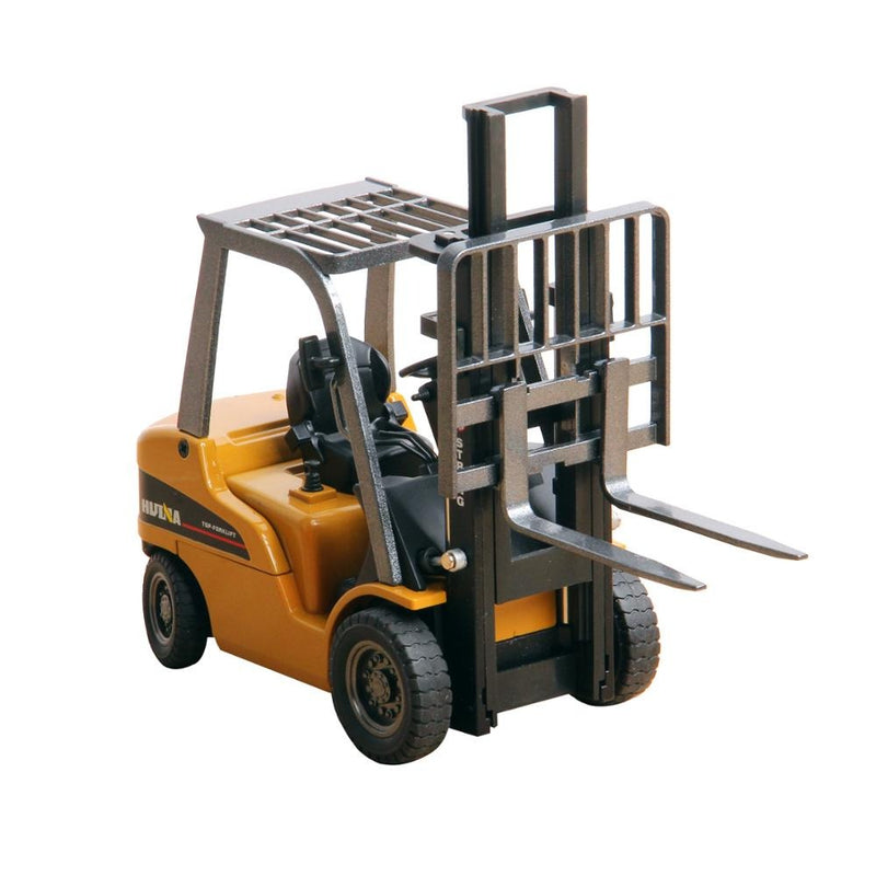 Huina 1717 1:50 Alloy Diecast Forklift