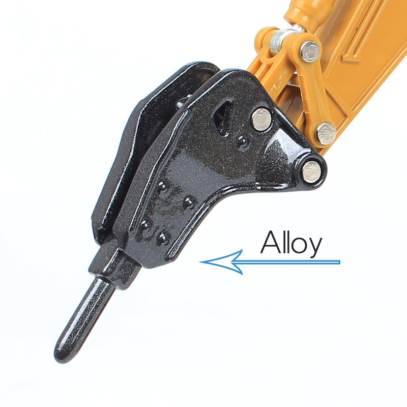 Huina 1711 1:50 Alloy Diecast Rock Breaker