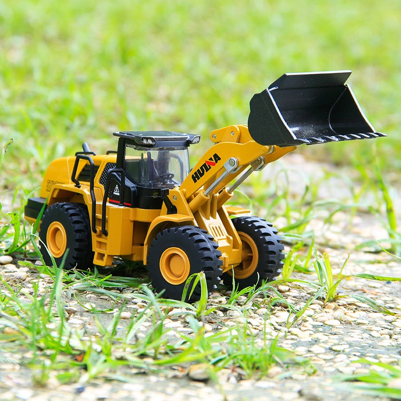 Huina 1714 1:50 Alloy Diecast Wheel Loader