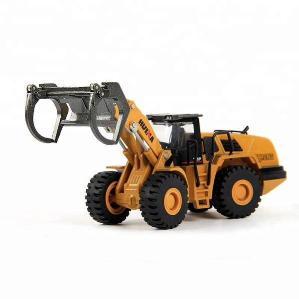Huina 1716 1:50 Alloy Diecast Timber Loader