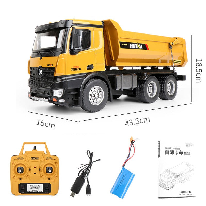 RC Remote Control 1582 Dump Truck Accessories