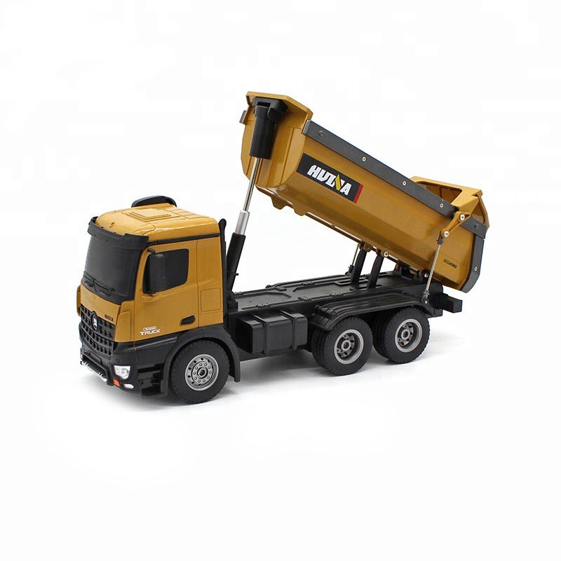Remote Control Huina 1573 Dump Truck Lifting Bucket