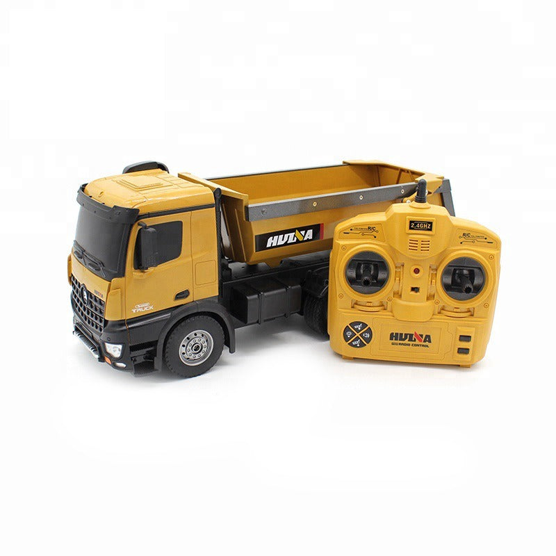 Remote Control Huina 1573 Dump Truck with remote