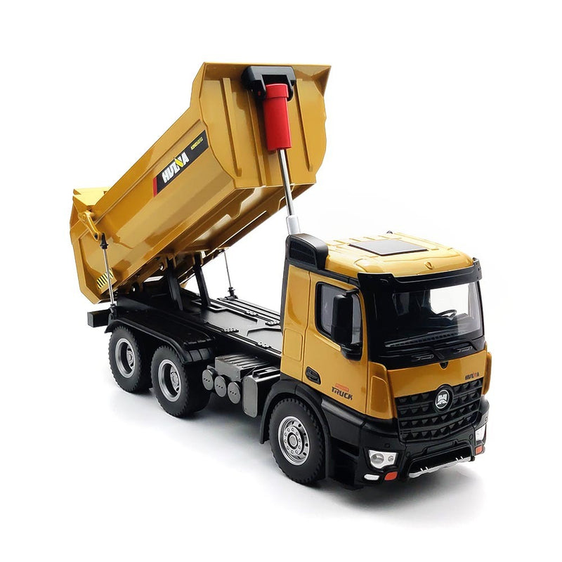 RC Remote Control Huina 1582 Dump Truck Bucket lifting