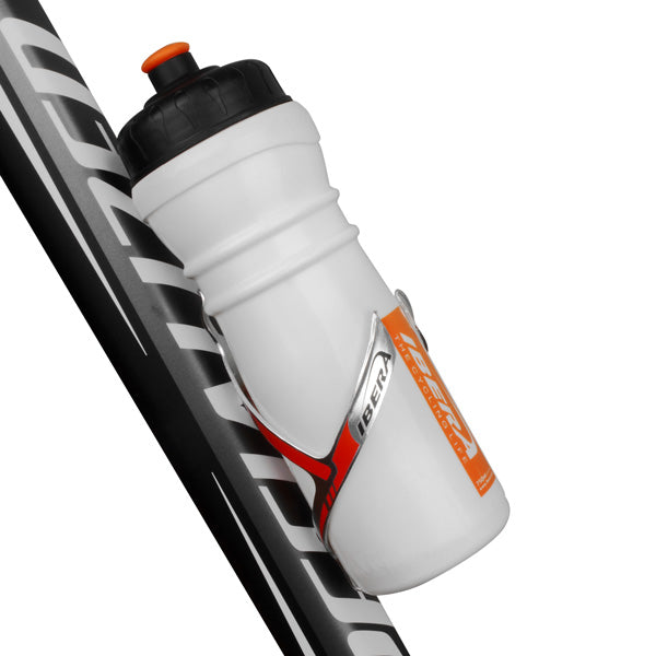 IBERA Extra Lightweight Alloy Bottle Cage, PAIR, Sliver | IB-BC14-SL-PAIR