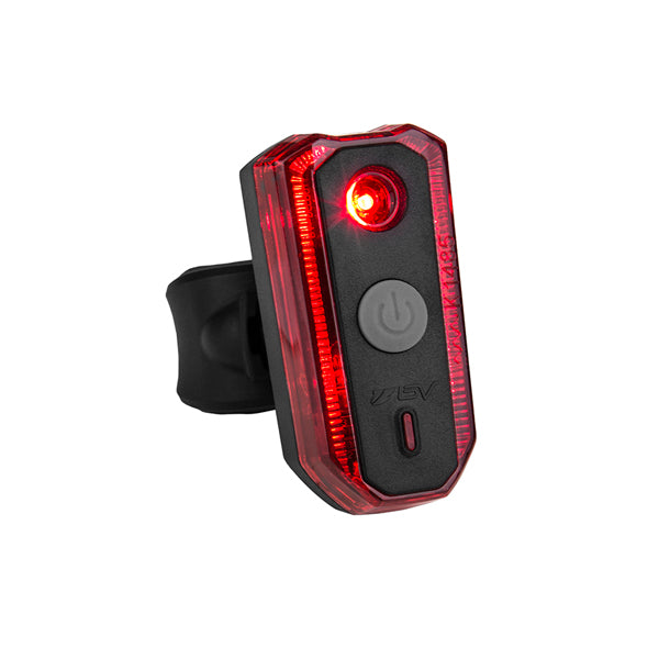 BV USB Rechargeable LED Tail Rear Light, IP44 Waterproof | BV-L823