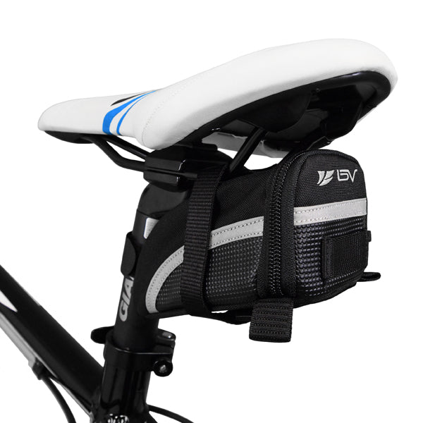 BV Strap-On Bike Saddle Bag Small | BV-SB1-S