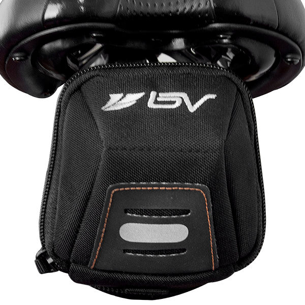 BV Bike Y-Series Strap-On Saddle Bag, Small | BV-SB2-S