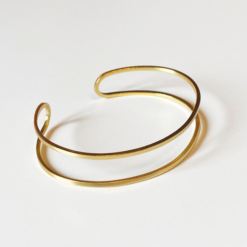Armband - Double Row Bangle
