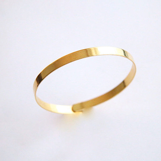 Armband - Lisa Smooth Bangle