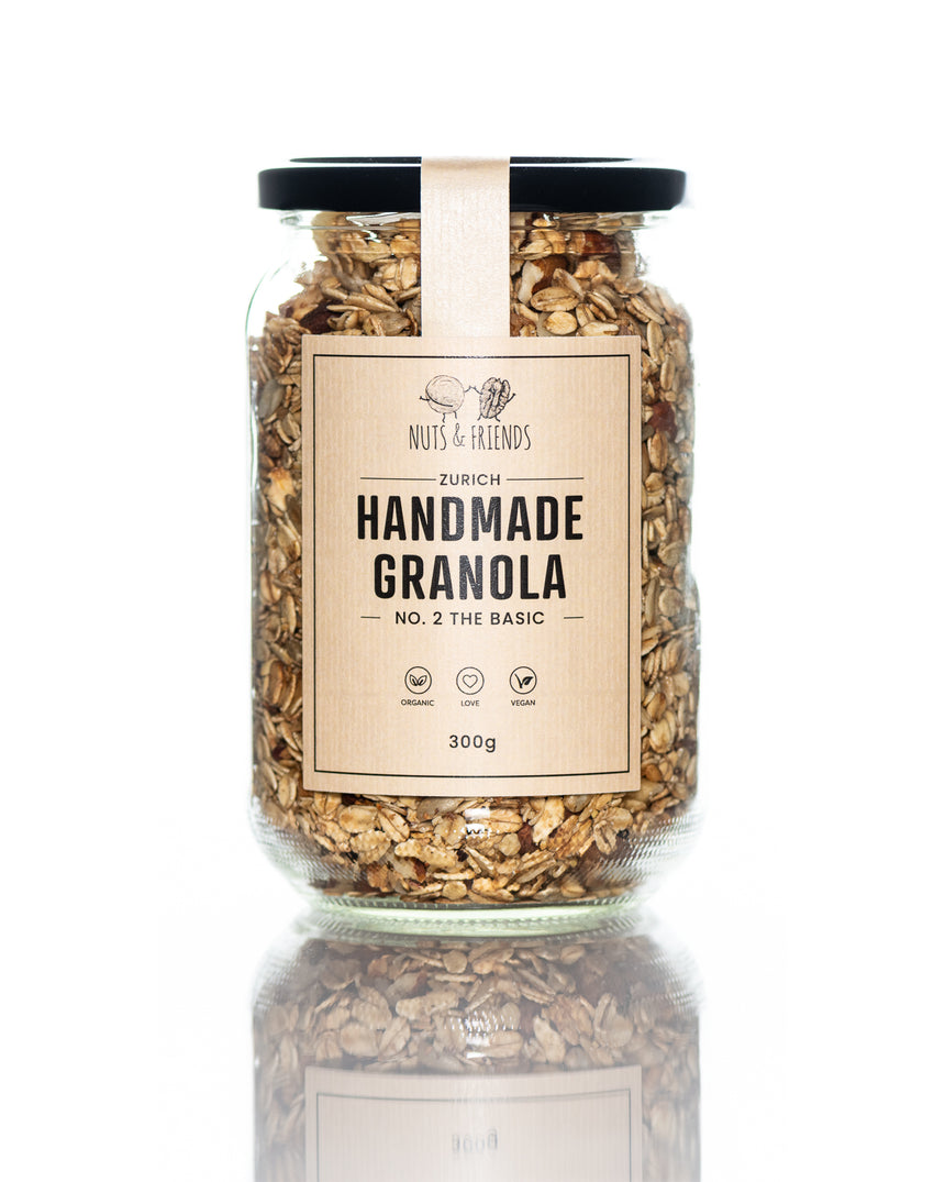Granola - NO.2 THE BASIC