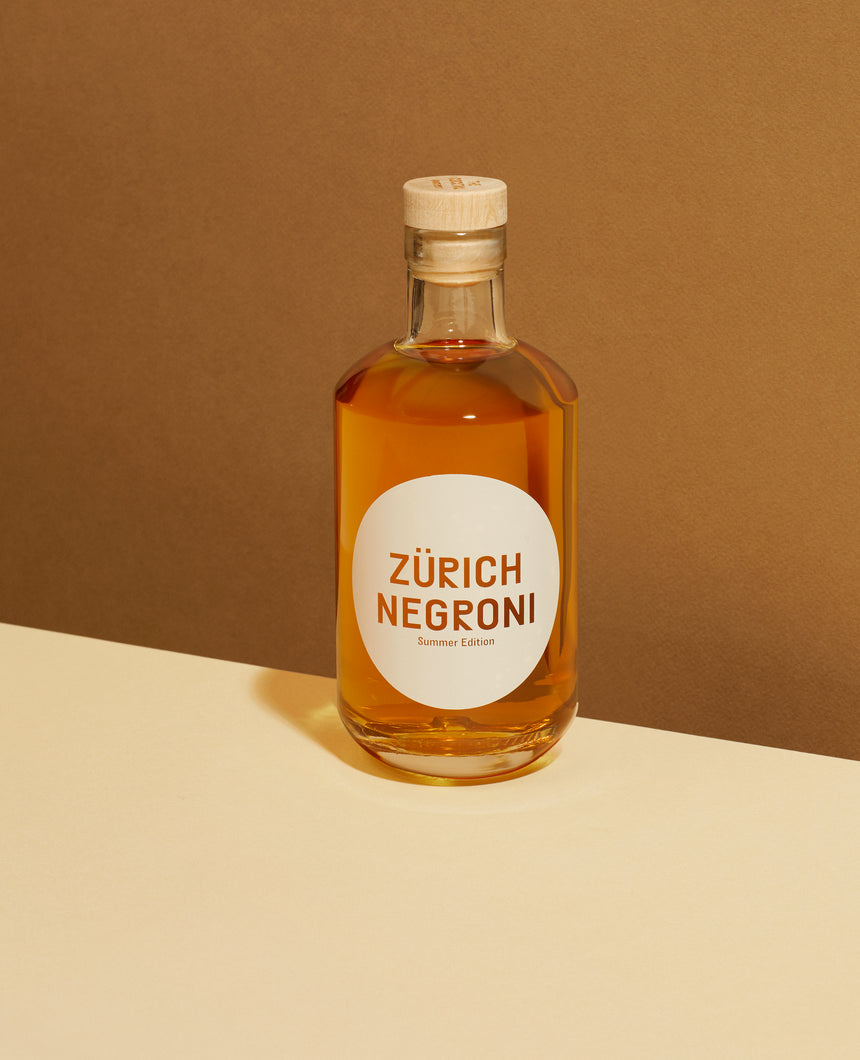 Cocktail - Zürich Negroni