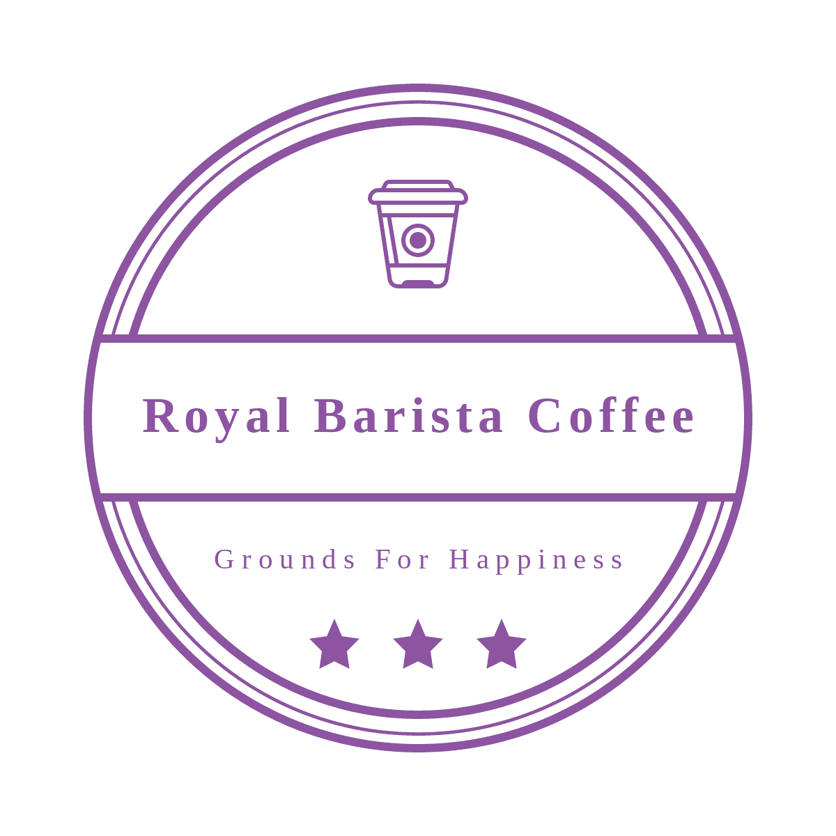 Royal Barista Coffee
