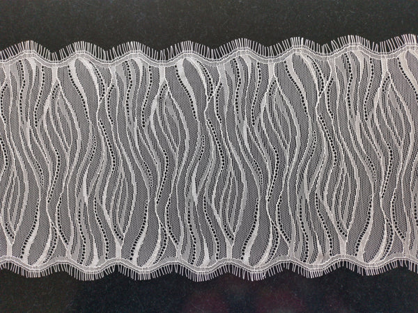 Chantilly Non-stretch Lace