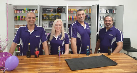Vape Central Staff Contact