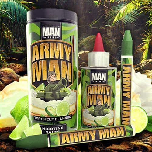 ONE HIT WONDER – ARMY MAN – 100ML