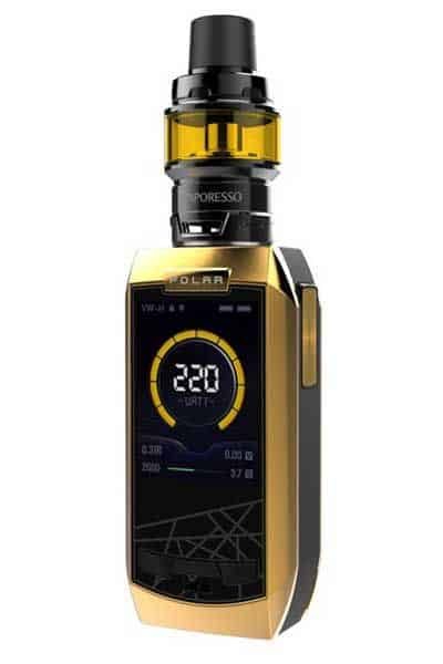Vaporesso Polar 220W TC Kit with Cascade Baby SE