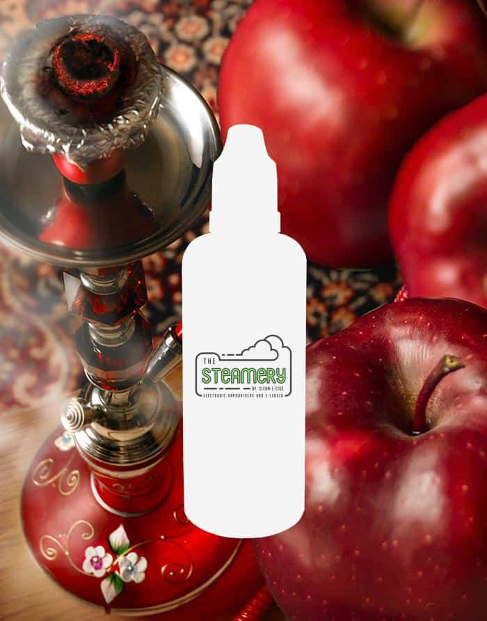 THE STEAMERY - APPLE SHISHA - 30ML
