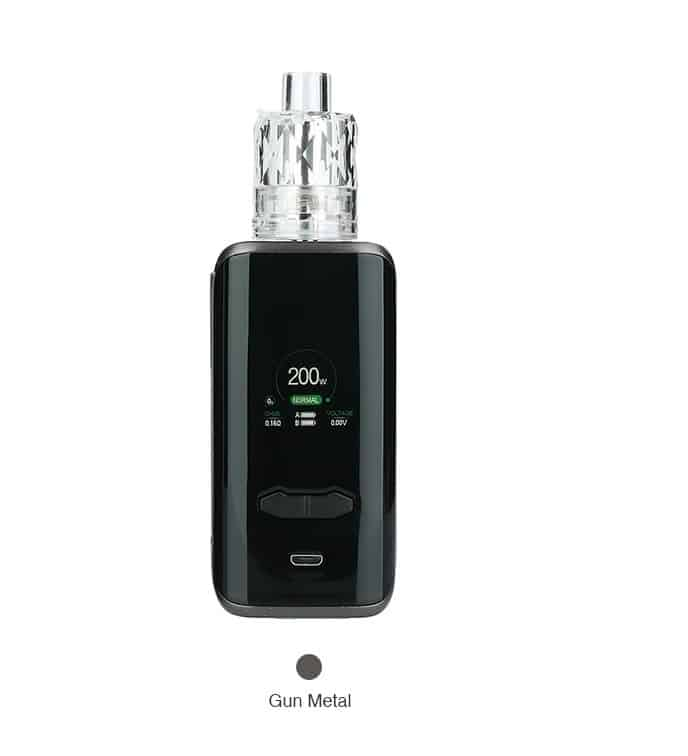 AUGVAPE VX200 TC Kit with Disposable Jewel Tank