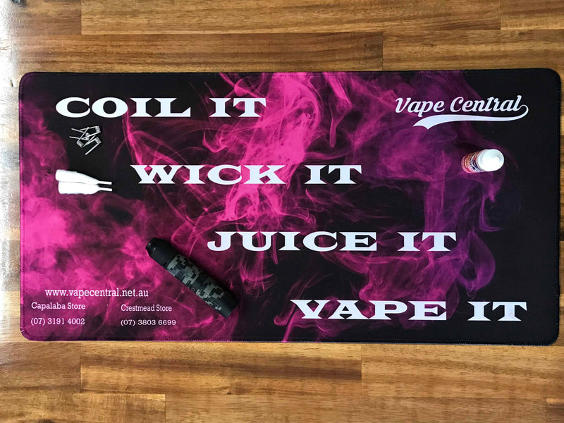 Build Mat - Vape Central