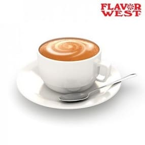 Flavor West - Cappuccino Concentrate - 15ML