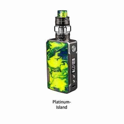 VOOPOO Drag 2 Platinum 177W TC Kit with UFORCE T2