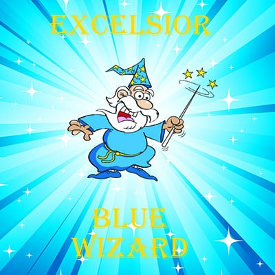 EXCELSIOR – BLUE WIZARD